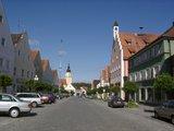 thumbnail - Langquaid mit historischem Marktplatz