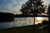 thumbnail - Quendorfer See bei Sonnenuntergang