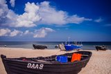thumbnail - Am Fischerstrand in Baabe wird noch jeden Tag frischer Fisch angelandet