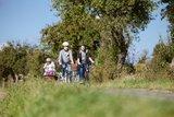 thumbnail - Radfahrer auf der Möhnesee-Route