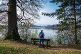 thumbnail - Rundweg um den Abtsdorfer See