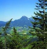 thumbnail - Blick von den Hängen des Aurachköpfls zum Breitenstein