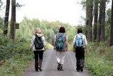thumbnail - Wanderer bei Bad Lausick