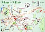 thumbnail - Wanderkarte 7 Hügel - 7 Bänke