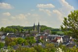 thumbnail - Blick auf Schleiz mit den beiden Schlosstürmen