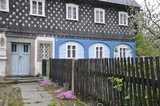 thumbnail - Oberlausitzer Umgebindehaus am Erlenweg, unweit Kirche und Häuselpark Cunewalde
