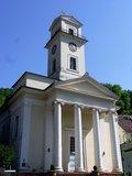thumbnail - Evangelische Kirche in Rinnthal, bekannteste und bedeutsamste klassizistische Kirchenbau in der Pfalz