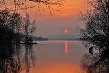 thumbnail - Sonnenuntergang im Rheintal