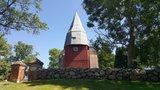 thumbnail - Der Feldsteinbau aus dem 13. Jahrhundert ist eine der ältesten Kirchen Nordvorpommerns.