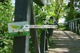 thumbnail - Grenzübergang in Hommersum der Boxteler Bahn