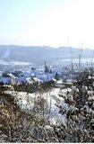 thumbnail - Blick auf winterliches Schmallenberg.