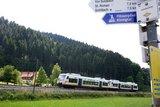 thumbnail - Die Ortenau-S-Bahn fährt im Stundentakt zwischen Offenburg und Freudenstadt