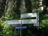thumbnail - Hinweisschild in Bad Sulza