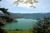 thumbnail - Blick vom Reitweg auf den Walchensee