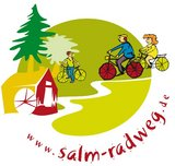 thumbnail - Wegmarkierung Salm-Radweg