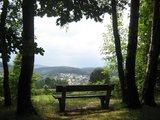 thumbnail - Ausblick vom Gornsdorfer Rundwanderweg