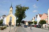 thumbnail - Startpunkt im Ortskern von Massing.