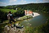 thumbnail - Blick auf das Kloster Weltenburg