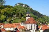 thumbnail - Blick auf die Festung Königstein