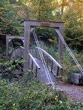 thumbnail - Die Arthur-Lohse-Brücke im Rabenauer Grund.
