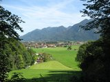 thumbnail - Ausblick auf Grassau