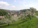 thumbnail - Leidersbach im Frühling
