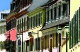 thumbnail - Häuserfassaden Altstadt Speyer