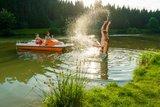 thumbnail - Badespaß am Ölschnitzsee