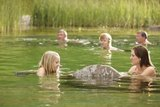 thumbnail - Naturschwimmteich in der Natur-Therme Bedernau