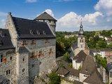 thumbnail - Burg Stolberg - Seitenansicht