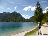thumbnail - Mountainbiketour - Planseerunde, am Plansee