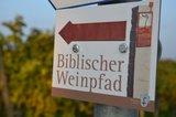 thumbnail - Wegweiser auf dem Biblischen Weinpfad