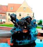 thumbnail - Schildau, Schildbürgerbrunnen