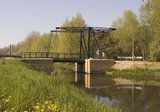 thumbnail - Hubbrücke über den Kanal an der Fischtreppe Lüssow
