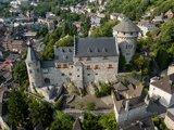 thumbnail - Luftbild Burg Stolberg