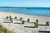thumbnail - Strandkörbe am Strand von Scharbeutz