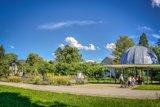 thumbnail - Blick im Kurpark - Friedrichroda