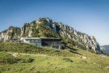 thumbnail - Bergstation der Kampenwandseilbahn