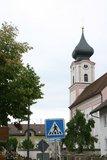 thumbnail - Startpunkt Kirchplatz in Roßbach.