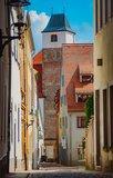 thumbnail - Blick auf Nikolaikirche Freiberg