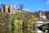thumbnail - Burgruine und Bergkirche Tharandt