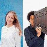 thumbnail - Klavier und Hackbrett