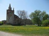 thumbnail - Die Burganlage Klempenow im gleichnamigen Ort gelegen ist die einzig erhaltene Niederungsburg in Mecklenburg-Vorpommern.