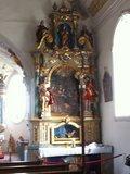 thumbnail - Seitenaltar der Kirche Maria Himmelfahrt