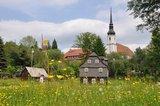 thumbnail - Der Umgebindehaus-Park in Cundewalde