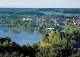 thumbnail - Vom Aussichtsturm Jörnberg hat man einen wunderbaren Blick auf den Krakower See und das umliegende Naturschutzgebiet.