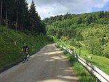 thumbnail - rasende Abfahrt in Richtung Münstertal