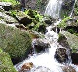 thumbnail - Am Fuße des Wasserfalles