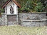 thumbnail - Severinusbrunnen am Pfarrheim in Dreislar