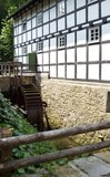 thumbnail - Der Startpunkt der ersten Etappe die Gutswassermühle Bad Holzhausen